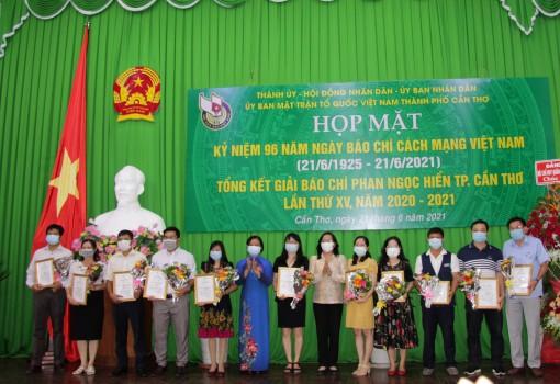 An Giang có 3 tác phẩm đoạt Giải Báo chí Phan Ngọc Hiển lần thứ XV