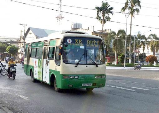 An Giang tạm dừng toàn bộ hoạt động vận tải hành khách công cộng qua TP. Cần Thơ