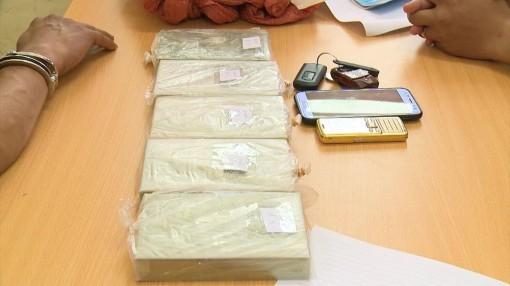 Điện Biên: Phá 2 chuyên án lớn, thu 83 bánh heroin