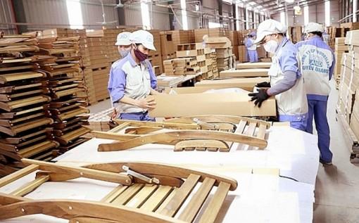 Xuất khẩu gỗ nội thất có những dấu hiệu khả quan