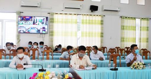 Ban Tuyên giáo Huyện ủy Châu Thành tổ chức nghiên cứu, học tập, quán triệt Nghị quyết Đại hội XIII của Đảng