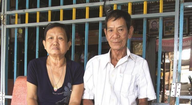 2 gia đình khó khăn cần giúp đỡ