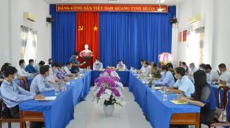 Tịnh Biên tổng kết công tác bầu cử đại biểu Quốc hội khóa XV và đại biểu HĐND các cấp, nhiệm kỳ 2021-2026