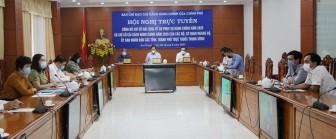 Công bố Chỉ số hài lòng về sự phục vụ hành chính năm 2020: An Giang xếp hạng 26/63 tỉnh, thành phố