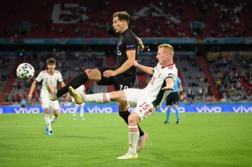 Thoát thua Hungary, đội tuyển Đức gặp Anh ở vòng 1/8