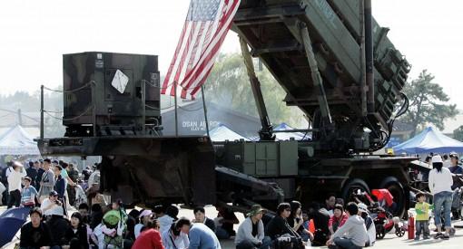 Mỹ lập lực lượng 400.000 quân tại châu Á-Thái Bình Dương
