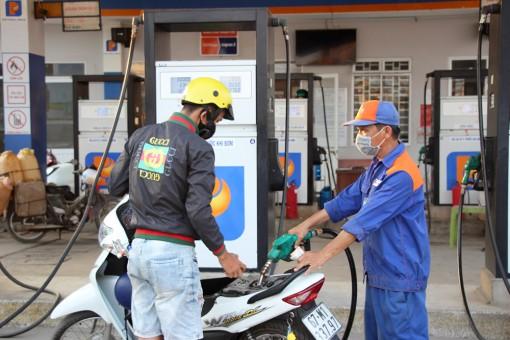Petrolimex An Giang đảm bảo bình ổn thị trường xăng dầu trong mọi thời điểm