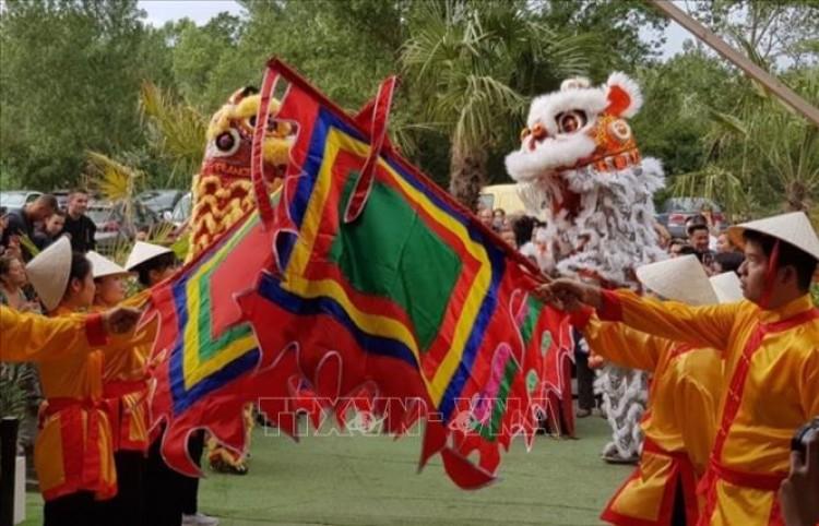 Khởi động Festival Việt Nam lần thứ hai tại Pháp