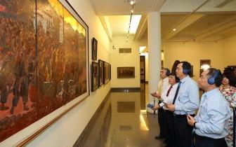 Bảo tàng Mỹ thuật Việt Nam, 55 năm đồng hành cùng di sản mỹ thuật
