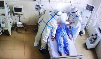 Hai ca tử vong liên quan Covid-19, có bệnh lý nền
