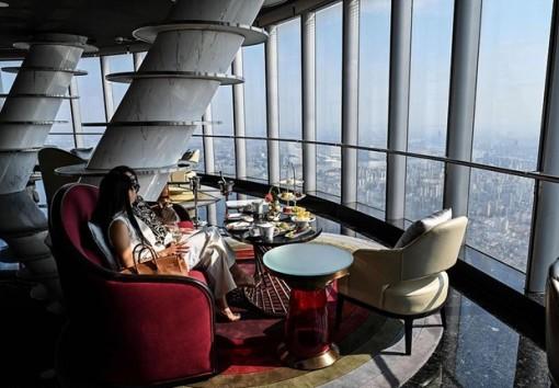 Khách sạn cao nhất thế giới mở cửa đón khách tại Thượng Hải
