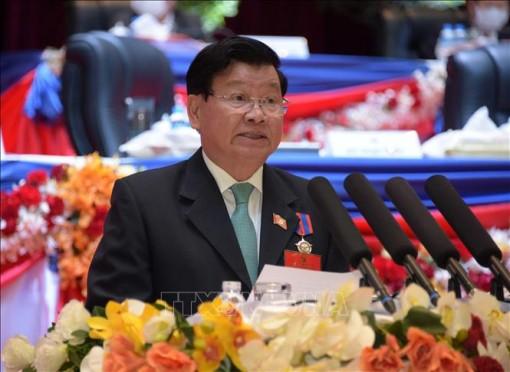 Góp phần làm sâu sắc hơn quan hệ gắn bó, tin cậy Việt Nam-Lào