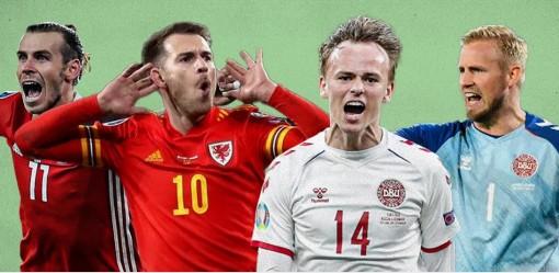 '99% thế giới ủng hộ Đan Mạch thắng Xứ Wales'