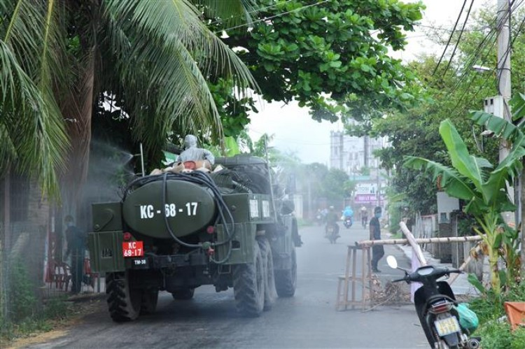 Sáng 25-6, Việt Nam có 91 ca mắc mới COVID-19, đã tiêm hơn 2,9 triệu liều vaccine