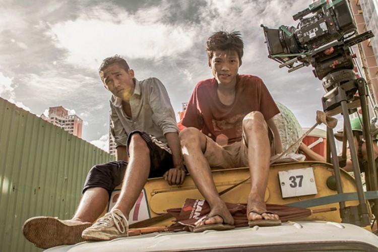 Trần Anh Khoa đoạt giải nam diễn viên xuất sắc nhất tại Liên hoan phim châu Á