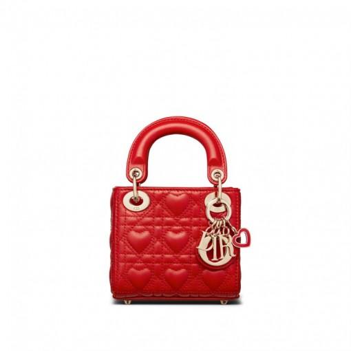 Những chiếc túi đình đám nhất của Dior có phiên bản mini xinh xắn