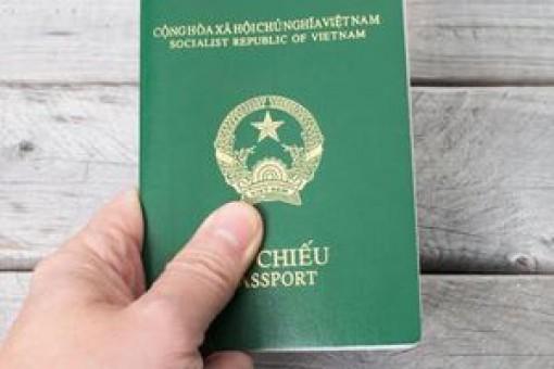 Bộ Công an sắp cấp hộ chiếu gắn chip
