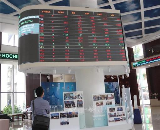 Chứng khoán sáng 7-7: Cổ phiếu ngập sắc đỏ, khối ngoại mua ròng mạnh