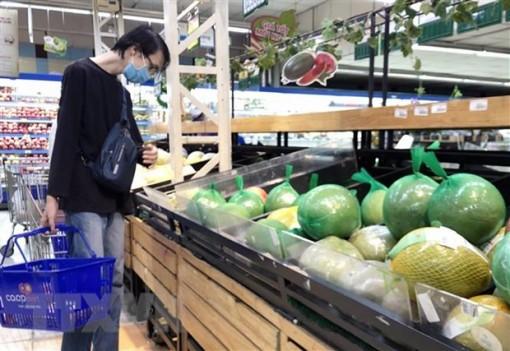 TPHCM: Bảo đảm cung cấp đủ thực phẩm, hàng hoá cho người dân
