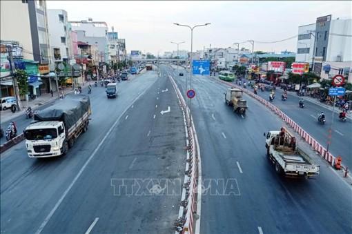 Những phương tiện nào được lưu thông qua TP Hồ Chí Minh?