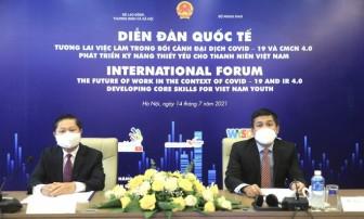 Lần đầu tiên Việt Nam có nữ Đại sứ Kỹ năng nghề