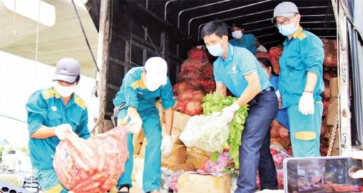 Chung tay hỗ trợ TP Hồ Chí Minh vượt qua đại dịch