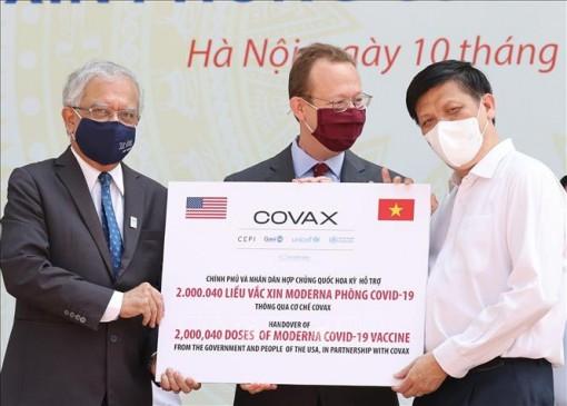 Ngoại giao vaccine - Sứ mệnh đưa nguồn vaccine quý giá về với nhân dân Việt Nam