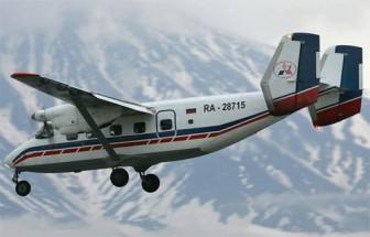 Mất liên lạc với máy bay An-28 của Nga chở theo 17 người