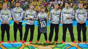 Hấp dẫn cuộc đua huy chương vàng bóng đá nam Olympic Tokyo 2020