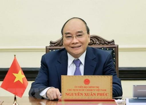 Chủ tịch nước chủ trì Phiên họp thứ 3 Hội đồng Quốc phòng-An ninh