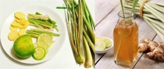Cách nấu nước chanh sả gừng tăng sức đề kháng mùa dịch