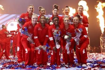 Olympic Tokyo 2020: VĐV đội tuyển thể dục dụng cụ Mỹ mắc COVID-19