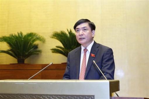 Đồng chí Bùi Văn Cường tái đắc cử chức Tổng Thư ký, Chủ nhiệm Văn phòng Quốc hội khóa XV