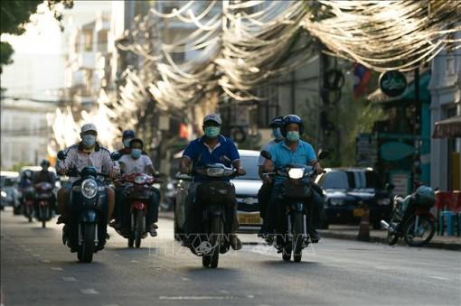 Các chuỗi lây nhiễm ở thủ đô Viêng Chăn cơ bản được cắt đứt