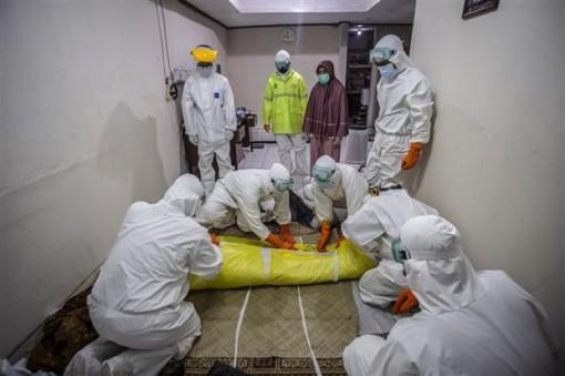 Indonesia thông báo số ca tử vong ở mức cao nhất từ trước đến nay