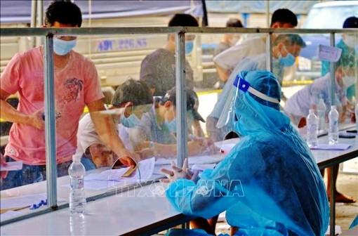Đến tối 21-7, Việt Nam có 2.570 ca mắc mới COVID-19, thêm 528 bệnh nhân được công bố khỏi bệnh