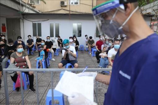 Sáng 22-7, Việt Nam thêm 2.967 ca mắc mới COVID-19, lần đầu tiên Quảng Bình có 2 ca