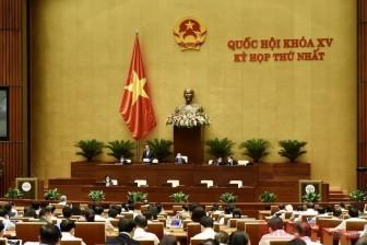 Thông cáo số 5, Kỳ họp thứ nhất, Quốc hội khóa XV