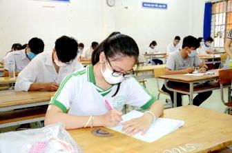An Giang: Khoảng 50% thí sinh có nguyện vọng xét đặc cách tốt nghiệp THPT đợt 2