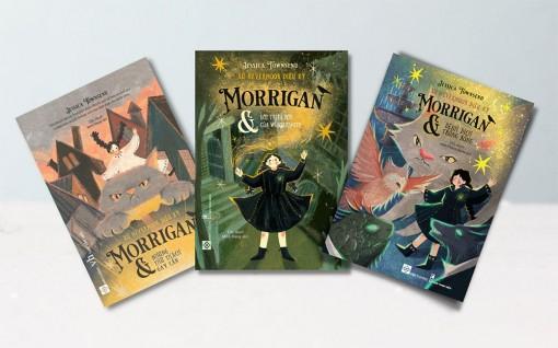 """Thế giới nhiệm màu trong """"Xứ Nevermoor diệu kỳ"""""""