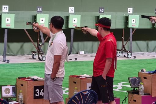 Hoàng Xuân Vinh dừng bước tại Olympic Tokyo