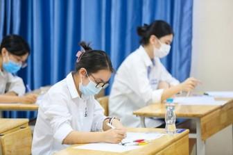 Bộ GD-ĐT: Từ 0h ngày 26-7, bắt đầu công bố điểm thi tốt nghiệp THPT