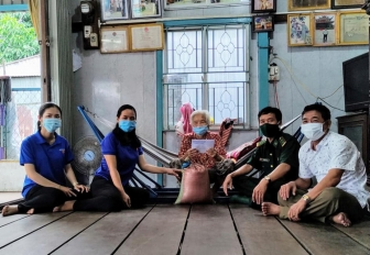 Bộ đội Biên phòng An Giang thăm các mẹ Việt Nam Anh hùng