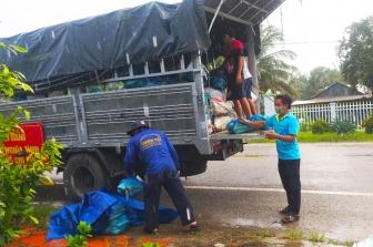 Hội Nông dân An Giang hỗ trợ người dân TP. Hồ Chí Minh 10 tấn rau, củ, quả