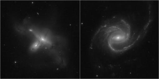 Kính viễn vọng Hubble chụp những hình ảnh tuyệt đẹp sau khi hoạt động lại