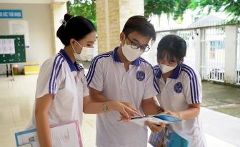 Tra cứu điểm thi tốt nghiệp THPT năm 2021 đợt 1 trên địa bàn tỉnh An Giang