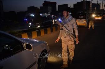 Mỹ tiếp tục không kích hỗ trợ quân đội Afghanistan