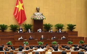 Kỳ họp thứ nhất, Quốc hội khóa XV: Kiểm soát dịch bệnh, phát triển kinh tế