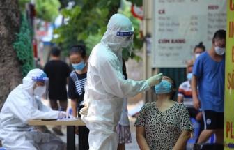 Số ca mắc COVID-19 tại Việt Nam đã vượt ngưỡng 100.000 ca