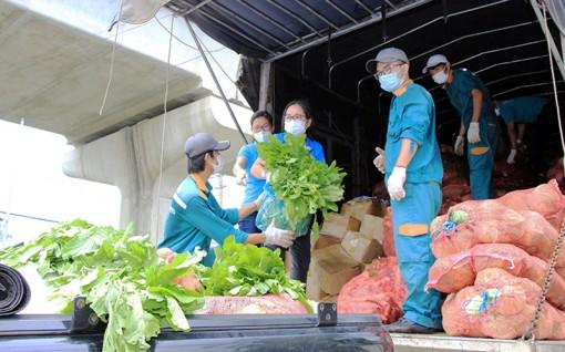 Kết nối cung cầu nông sản hỗ trợ các tỉnh phía nam